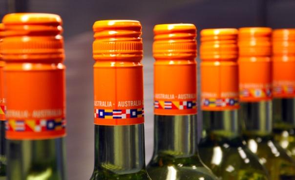 Alkohol vinflaskor