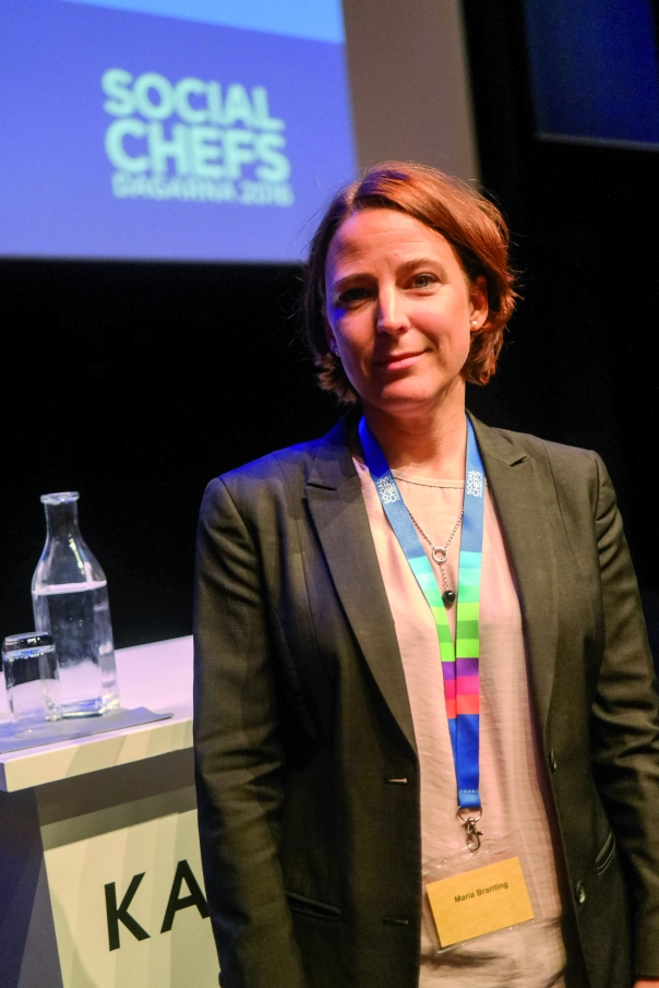 Maria Branting, Myndigheten för Vård- och omsorgsanalys.