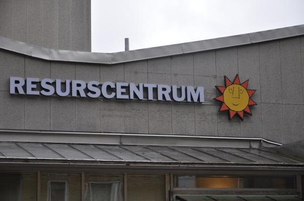 Resurscentrum, foto Henrik Sjöberg