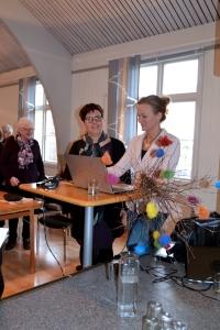 Annika Kjellman och Ingela Andersson